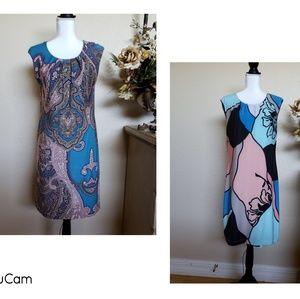Nally& Millie Reversible Dress, Size L